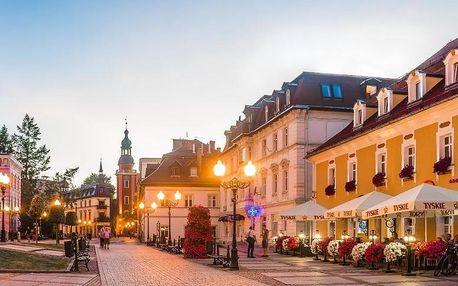 Lyžování v Polsku: Hotel Restauracja Caspar