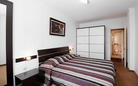 Lyžování v Bulharsku: Apartment House Sofia