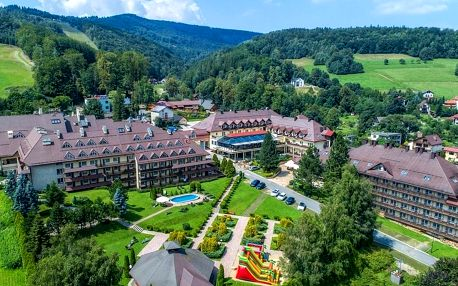 Lyžování v Polsku: Hotel Stok