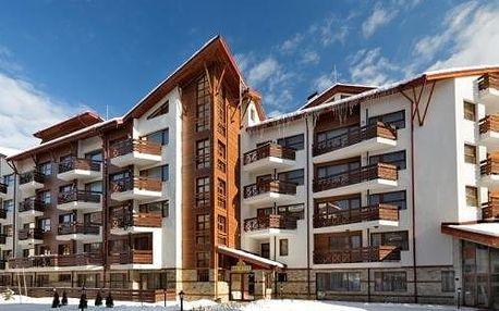 Lyžování v Bulharsku: Belmont Hotel