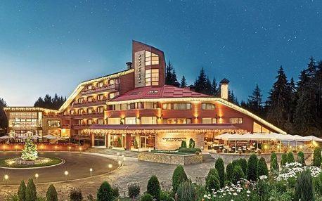 Lyžování v Bulharsku: Hotel Yastrebets Wellness & Spa