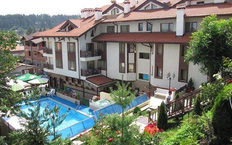 Lyžování v Bulharsku: Aquilon Residence&SPA