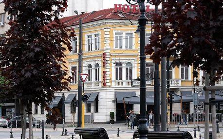 Lyžování v Bulharsku: Maxim Boutique Hotel