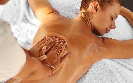 Ruční lymfatická masáž celého těla vč. obličeje