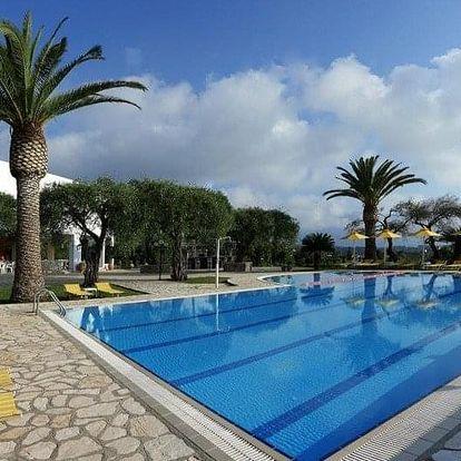 Řecko - Korfu letecky na 8-15 dnů, polopenze