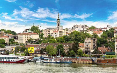 4denní Srbsko a Rumunsko