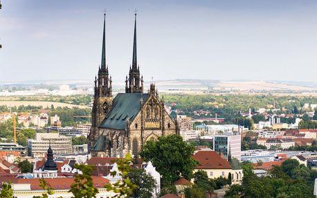 Brno: penzion v centru města se snídaněmi