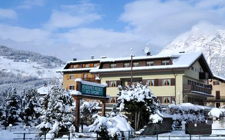 Hotel Meuble Sci Sport Hotel** and Residence***