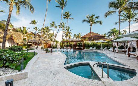 Dominikánská republika - Punta Cana letecky na 9-12 dnů, all inclusive