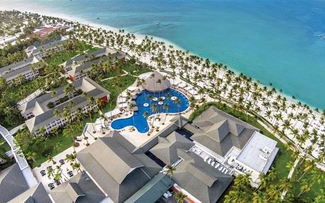 Dominikánská republika - Punta Cana letecky na 12 dnů, all inclusive