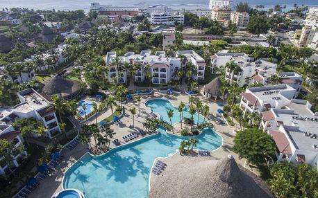 Dominikánská republika - Boca Chica letecky na 9-12 dnů, all inclusive