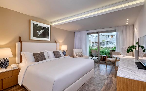Hotel Domes Miramare, Korfu, letecky, snídaně v ceně2
