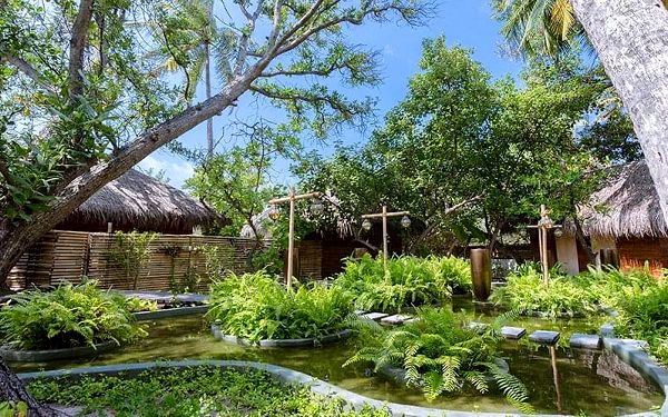 Hotel Malahini Kuda Bandos, Maledivy, letecky, polopenze4