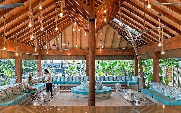Hotel Malahini Kuda Bandos, Maledivy, letecky, polopenze5