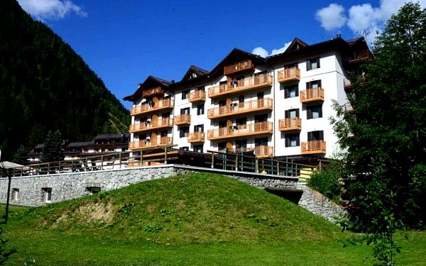 Hotel Cristallo – Pejo letní pobyty