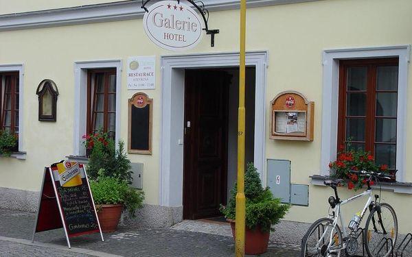 Jižní Čechy: Hotel Galerie Třeboň