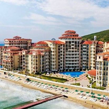 Bulharsko - Sveti Vlas letecky na 5-15 dnů, all inclusive
