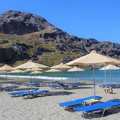 Řecko - Kréta letecky na 8-22 dnů