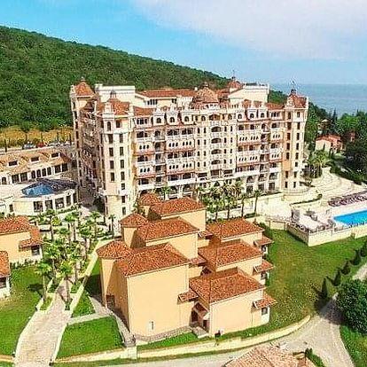 Bulharsko - Sveti Vlas letecky na 8-15 dnů, polopenze