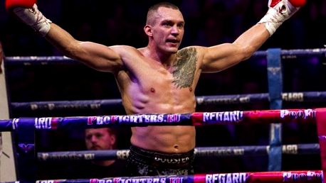 Privátní trénink s boxerem Vladimírem Idranyiem
