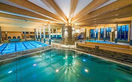 Slovensko: Orava v Penzionu Kamenec s privátním wellness či vstupem do termálního aquaparku + polopenze
