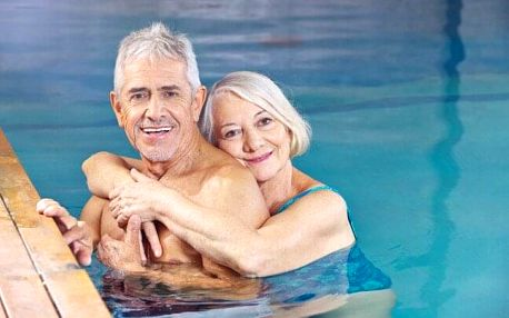 Bojnice: Seniorský wellness pobyt v rodinném penzionu Maxim s vířivkou, saunami, masážním křeslem a polopenzí