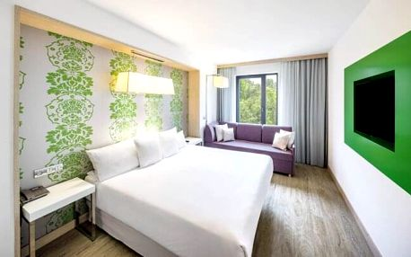 Praha přímo v centru: Hotel Occidental Praha Five **** se saunou, relax zónou, fitness a skvělými snídaněmi