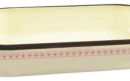 Orion Smaltovaný pekáč Tonča, 37,5 x 24,5 cm