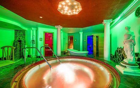 Vysoké Tatry: Hotel Nezábudka *** s neomezeným wellness, bazénovým světem a sportovním vyžitím + polopenze
