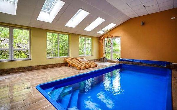 Slovenský ráj v Hotelu Trio *** s polopenzí a neomezeným wellness, bazénem a s parádními slevami