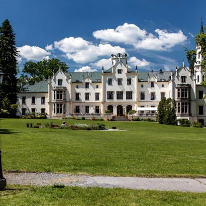 Jižní Čechy na 5 dnů, polopenze