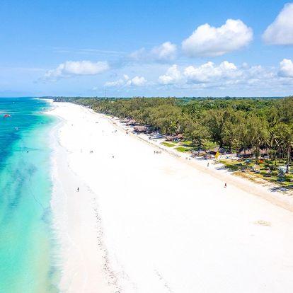 Keňa - Diani Beach letecky na 11 dnů, all inclusive