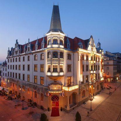 Karlovy Vary na 3 dny, snídaně v ceně