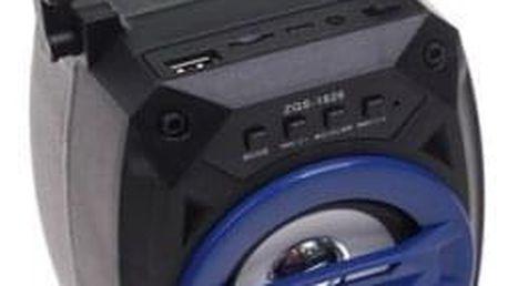 Bluetooth reproduktor ZQS-1826 modrý