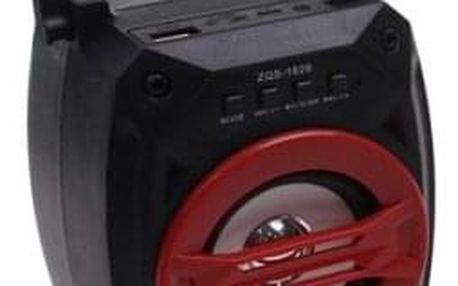 Bluetooth reproduktor ZQS-1826 červený