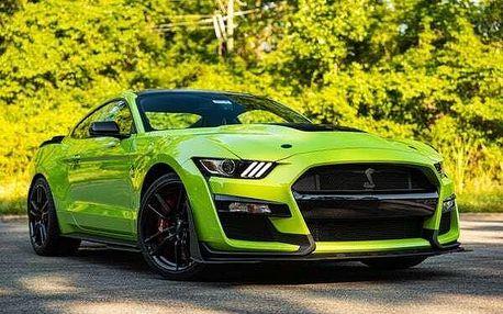 Adrenalinová jízda ve vozu Mustang GT s výběrem vlastní trasy
