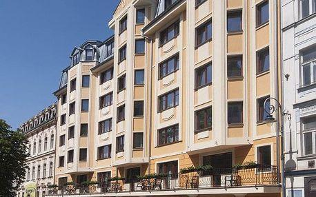 Karlovy Vary na 3 dny, polopenze