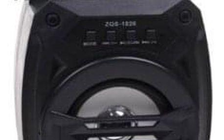 Bluetooth reproduktor ZQS-1826 černý