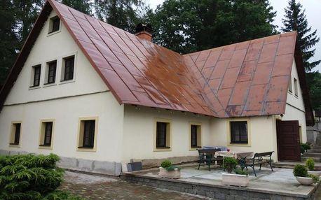 Moravskoslezský kraj: Chalupa Anadělská Hora
