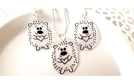 Stylové ručně dělané šperky s motivy zvířátek