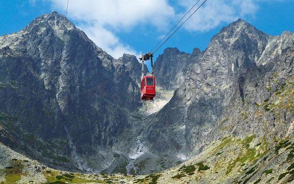 Nejkrásnější místa Slovenska, autobusem, polopenze2