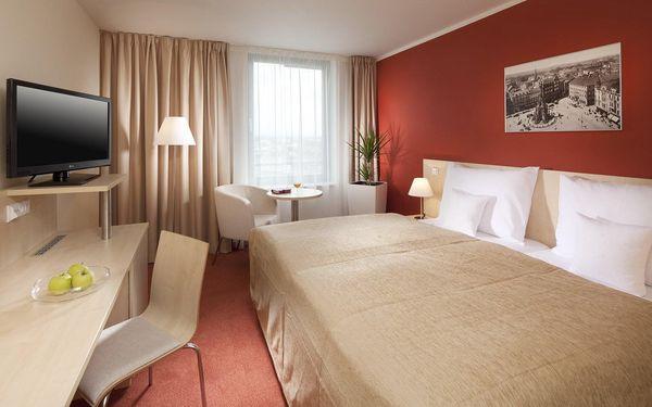 Clarion Congress hotel Olomouc, Střední Morava, vlastní doprava, snídaně v ceně2