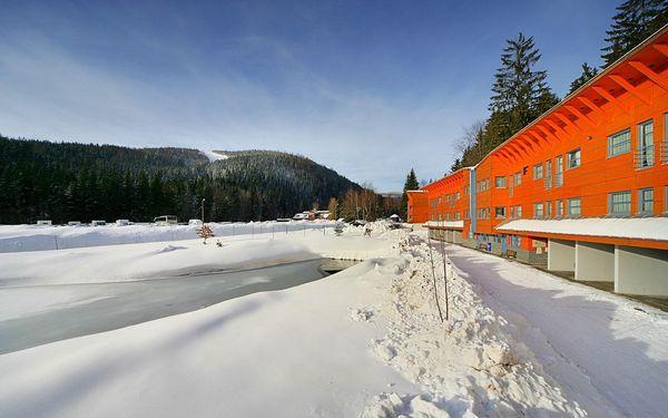 Hotel Aquapark Špindlerův Mlýn, Krkonoše a Podkrkonoší, vlastní doprava, snídaně v ceně2