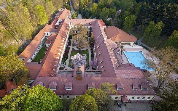 Léčebný dům Zobor, Bojnice, vlastní doprava, plná penze3