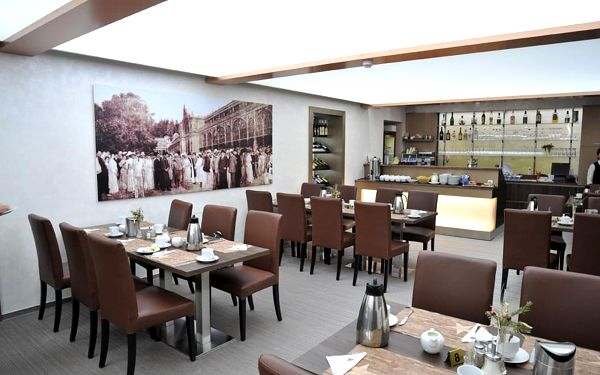 Wellness & Spa hotel Richard, Západní Čechy, vlastní doprava, snídaně v ceně3
