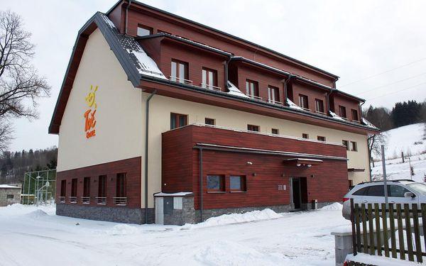 Hotel Toč, Jeseníky, vlastní doprava, snídaně v ceně5