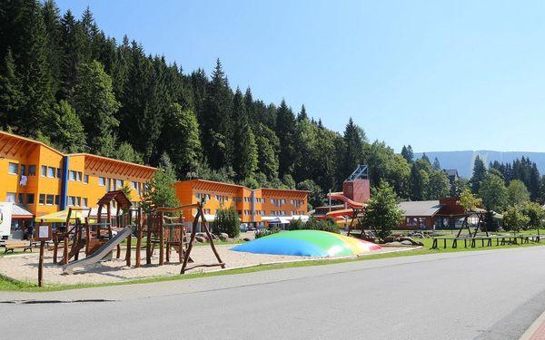 Hotel Aquapark Špindlerův Mlýn, Krkonoše a Podkrkonoší, vlastní doprava, snídaně v ceně4