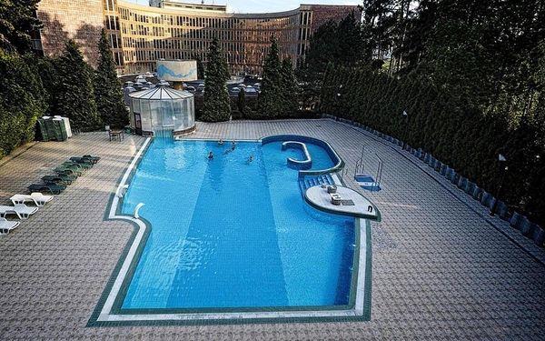 Léčebný dům Slávia, Bojnice, vlastní doprava, plná penze2