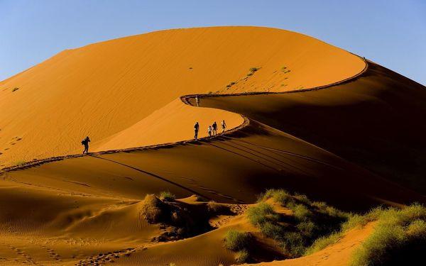 Rozmanité krásy Namibie se safari, letecky, polopenze4