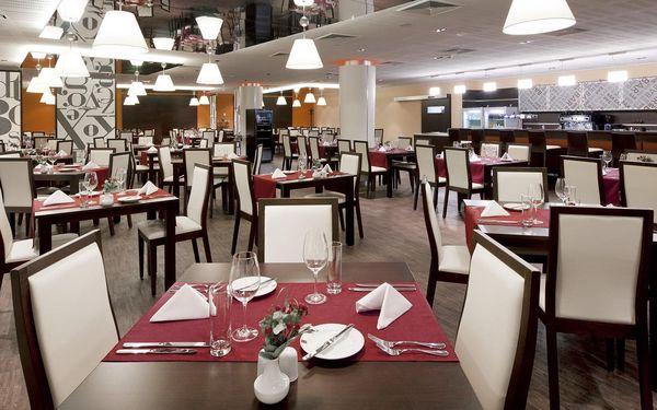 Clarion Congress hotel Olomouc, Střední Morava, vlastní doprava, snídaně v ceně5